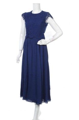 Φόρεμα Ivy & Oak, Μέγεθος S, Χρώμα Μπλέ, Βαμβάκι, πολυαμίδη, βισκόζη, Τιμή 38,95€