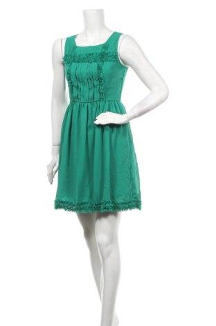 Φόρεμα Jacob, Μέγεθος S, Χρώμα Πράσινο, Πολυεστέρας, Τιμή 16,05€