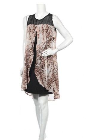 Φόρεμα Janina, Μέγεθος L, Χρώμα Πολύχρωμο, Πολυεστέρας, Τιμή 16,05€