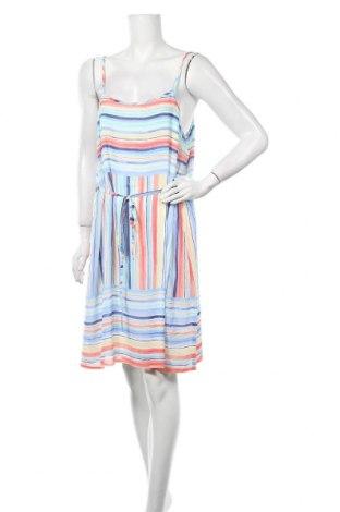 Φόρεμα Jeanswest, Μέγεθος XL, Χρώμα Πολύχρωμο, Πολυεστέρας, Τιμή 16,89€
