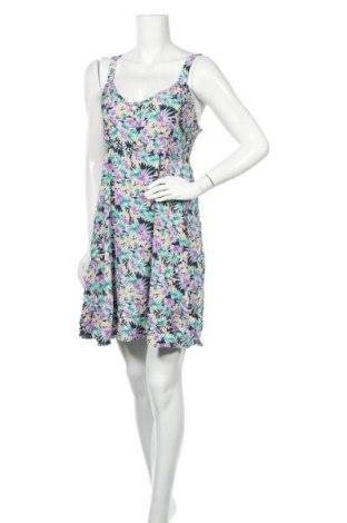 Φόρεμα Jeanswest, Μέγεθος XL, Χρώμα Πολύχρωμο, Βισκόζη, Τιμή 18,84€