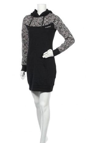 Φόρεμα Kangaroos, Μέγεθος S, Χρώμα Μαύρο, Βαμβάκι, Τιμή 21,58€