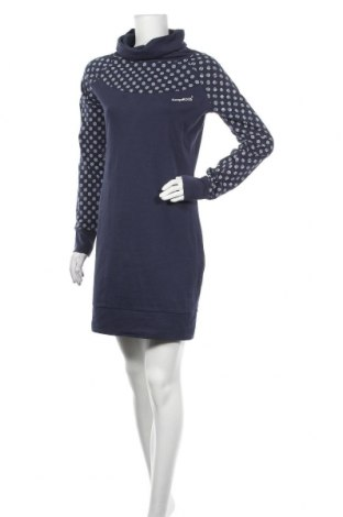 Φόρεμα Kangaroos, Μέγεθος S, Χρώμα Μπλέ, Βαμβάκι, Τιμή 21,58€