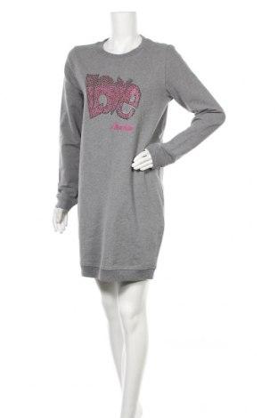 Φόρεμα Love Moschino, Μέγεθος M, Χρώμα Γκρί, 97% βαμβάκι, 3% ελαστάνη, Τιμή 97,70€