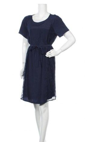 Φόρεμα Mamalicious, Μέγεθος XL, Χρώμα Μπλέ, Τιμή 18,19€