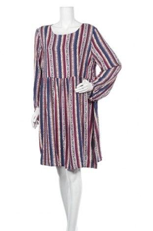 Φόρεμα Mink, Μέγεθος XXL, Χρώμα Πολύχρωμο, Βισκόζη, Τιμή 16,24€