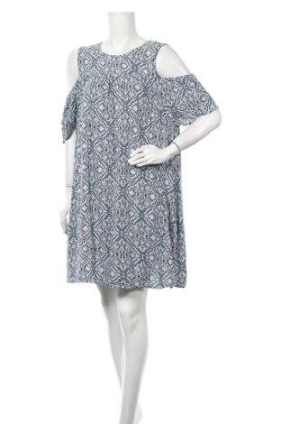 Φόρεμα Mink, Μέγεθος XL, Χρώμα Πολύχρωμο, Βισκόζη, Τιμή 16,05€