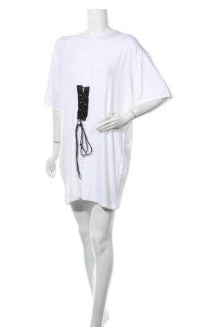 Φόρεμα Missguided, Μέγεθος XXL, Χρώμα Λευκό, 95% βισκόζη, 5% ελαστάνη, Τιμή 17,01€