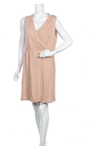Φόρεμα Mix, Μέγεθος XL, Χρώμα  Μπέζ, Βαμβάκι, Τιμή 16,66€