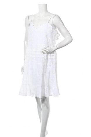 Φόρεμα Na-Kd, Μέγεθος L, Χρώμα Λευκό, Βαμβάκι, Τιμή 19,63€