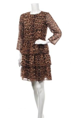 Φόρεμα Na-Kd, Μέγεθος S, Χρώμα Καφέ, Πολυεστέρας, Τιμή 16,89€