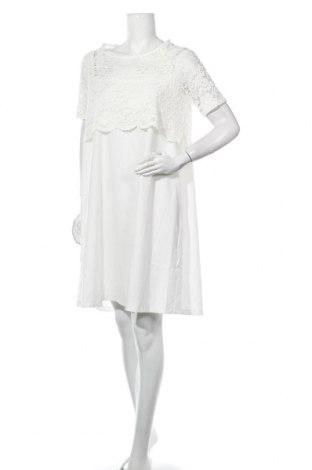 Φόρεμα Naoko, Μέγεθος L, Χρώμα Λευκό, 70% βισκόζη, 30% πολυεστέρας, Τιμή 24,19€
