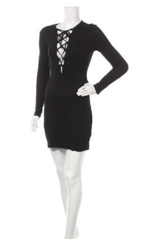 Φόρεμα Nly Trend, Μέγεθος M, Χρώμα Μαύρο, 95% βισκόζη, 5% ελαστάνη, Τιμή 25,40€