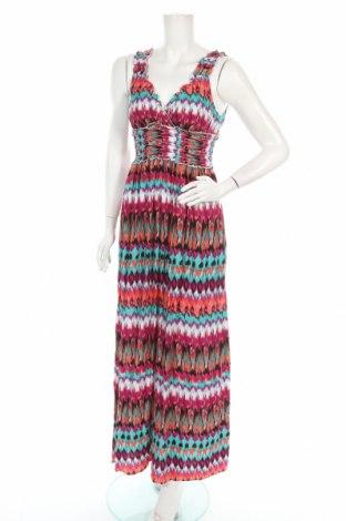 Φόρεμα Now, Μέγεθος XL, Χρώμα Πολύχρωμο, Βισκόζη, Τιμή 18,84€