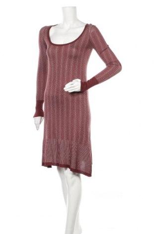 Φόρεμα Prada, Μέγεθος M, Χρώμα Κόκκινο, Μετάξι, βαμβάκι, Τιμή 207,84€