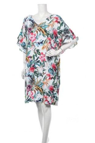 Φόρεμα Rockmans, Μέγεθος XL, Χρώμα Πολύχρωμο, Βισκόζη, Τιμή 39,49€