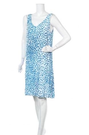 Φόρεμα Rockmans, Μέγεθος XL, Χρώμα Μπλέ, Βισκόζη, Τιμή 15,43€