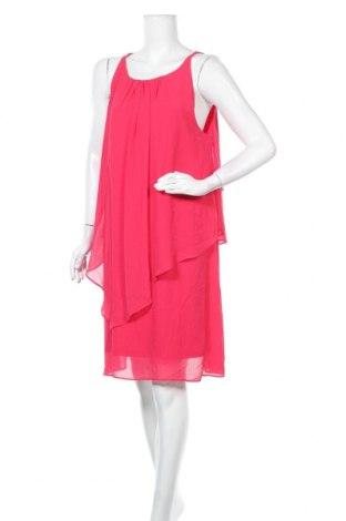 Φόρεμα Rockmans, Μέγεθος XL, Χρώμα Ρόζ , Πολυεστέρας, Τιμή 18,19€