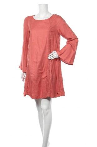 Φόρεμα Roxy, Μέγεθος L, Χρώμα Ρόζ , Βισκόζη, Τιμή 48,06€