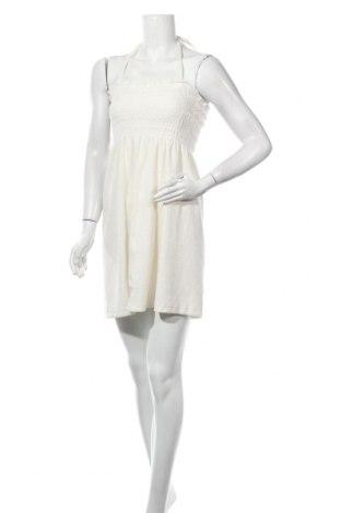 Φόρεμα SUN68, Μέγεθος L, Χρώμα Εκρού, 80% βαμβάκι, 20% πολυεστέρας, Τιμή 33,48€