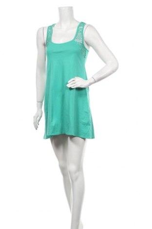 Φόρεμα Tezenis, Μέγεθος S, Χρώμα Πράσινο, Βαμβάκι, πολυεστέρας, Τιμή 14,81€