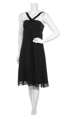 Φόρεμα Un Deux Trois, Μέγεθος S, Χρώμα Μαύρο, 100% μετάξι, Τιμή 39,44€