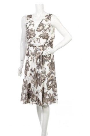 Φόρεμα Zero, Μέγεθος L, Χρώμα Εκρού, 97% πολυεστέρας, 3% ελαστάνη, Τιμή 17,28€