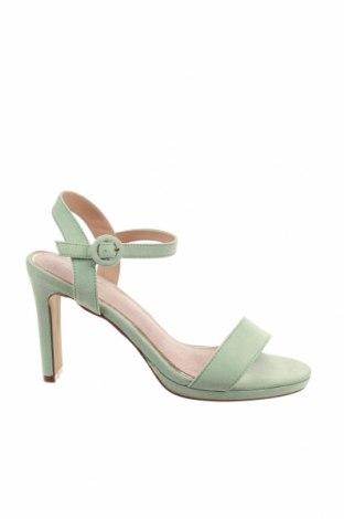 Σανδάλια Maria Mare, Μέγεθος 41, Χρώμα Πράσινο, Κλωστοϋφαντουργικά προϊόντα, Τιμή 20,10€