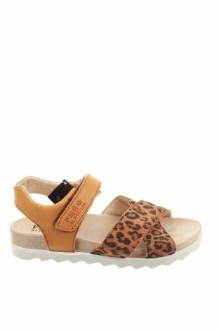 Детски сандали Primigi, Размер 36, Цвят Многоцветен, Естествен велур, естествена кожа, Цена 55,76лв.