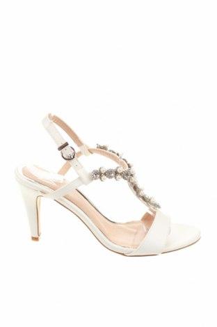 Σανδάλια Wallis, Μέγεθος 41, Χρώμα Λευκό, Δερματίνη, Τιμή 20,10€