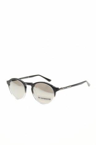 Слънчеви очила Tod's, Цвят Черен, Цена 314,25лв.
