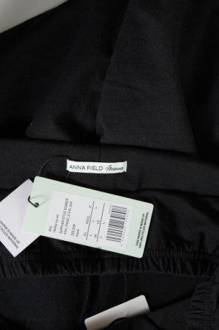 Спортно долнище за бременни Anna Field, Размер L, Цвят Черен, 60% памук, 40% полиестер, Цена 22,56лв.