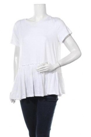 Τουνίκ Anko, Μέγεθος XL, Χρώμα Λευκό, 60% βαμβάκι, 40% πολυεστέρας, Τιμή 13,64€