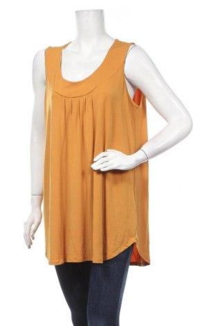 Tunika  Ts, Velikost XL, Barva Žlutá, 95% polyester, 5% elastan, Cena  217,00Kč