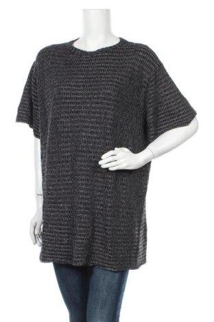 Τουνίκ Zara Knitwear, Μέγεθος S, Χρώμα Μπλέ, 79% πολυεστέρας, 7%ακρυλικό, 7% πολυαμίδη, 5% μεταλλικά νήματα, 2% μαλλί, Τιμή 17,54€