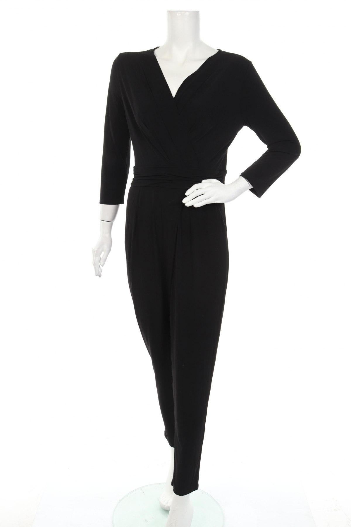 Γυναικεία σαλοπέτα Esprit, Μέγεθος M, Χρώμα Μαύρο, 96% πολυεστέρας, 4% ελαστάνη, Τιμή 57,60€