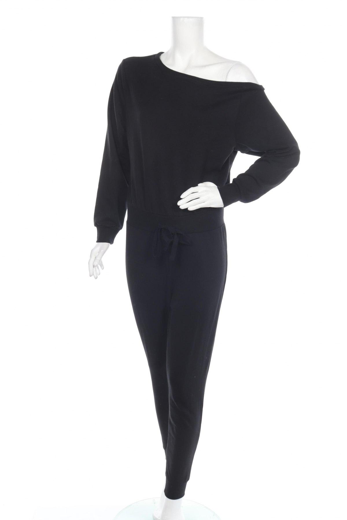 Γυναικεία σαλοπέτα Even&Odd, Μέγεθος M, Χρώμα Μαύρο, 60% βαμβάκι, 40% πολυεστέρας, Τιμή 16,42€