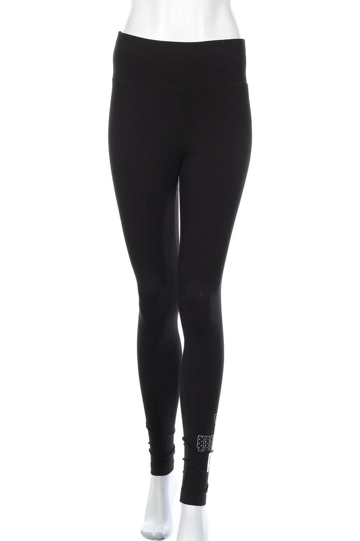 Дамски клин PUMA, Размер S, Цвят Черен, 95% памук, 5% еластан, Цена 35,60лв.