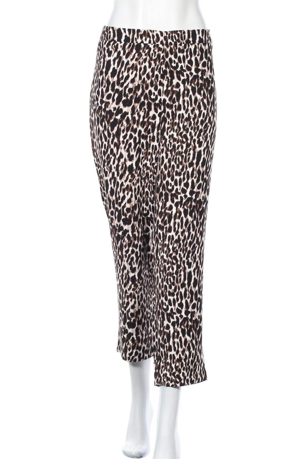 Γυναικείο παντελόνι Banana Republic, Μέγεθος L, Χρώμα Πολύχρωμο, Πολυεστέρας, Τιμή 69,20€