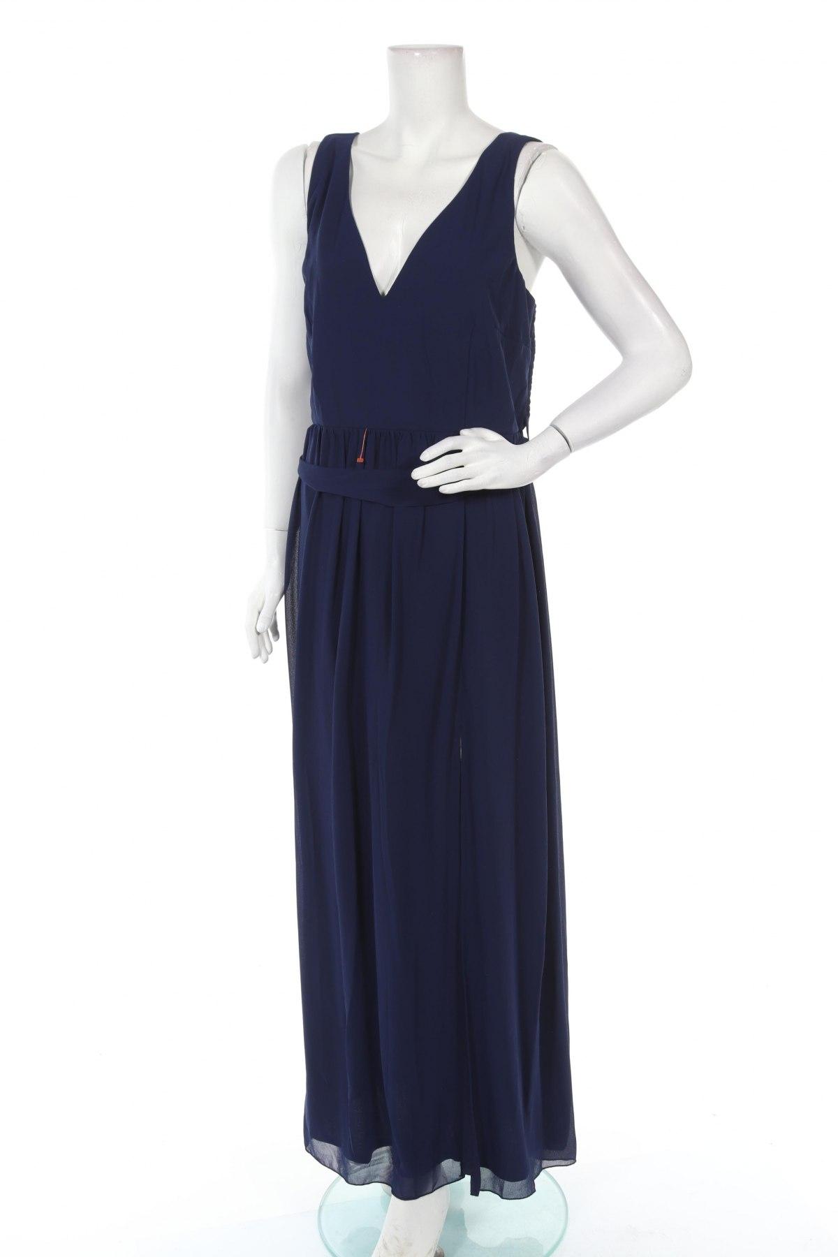 Φόρεμα Little Mistress, Μέγεθος XL, Χρώμα Μπλέ, Πολυεστέρας, Τιμή 16,56€