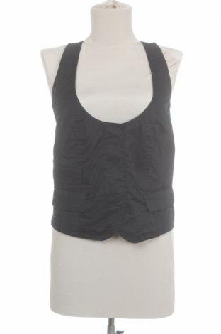 Дамски елек Kapalua, Размер M, Цвят Черен, 98% памук, 2% еластан, Цена 5,98лв.