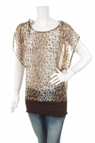 Дамска блуза Jennifer Taylor, Размер M, Цвят Многоцветен, Цена 2,00лв.