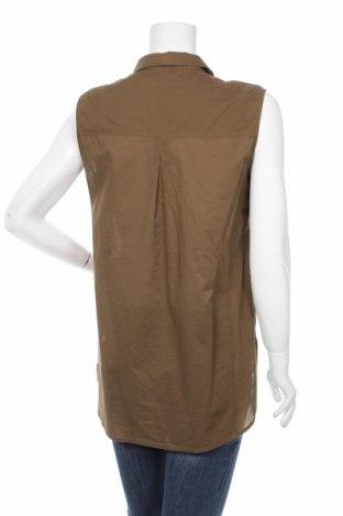 Γυναικείο πουκάμισο, Μέγεθος L, Χρώμα Καφέ, Τιμή 9,90€