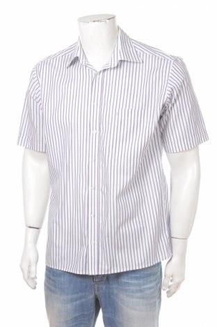 Мъжка риза Eterna, Размер M, Цвят Син, 100% памук, Цена 3,00лв.