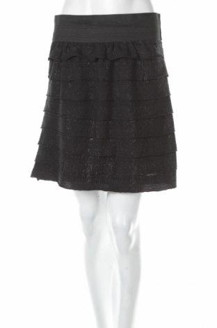 Пола Casual Clothing, Размер M, Цвят Черен, 100% полиестер, Цена 4,50лв.