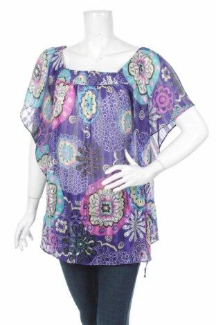 Дамска блуза Setre, Размер M, Цвят Многоцветен, Полиестер, Цена 4,83лв.