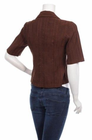 Γυναικείο πουκάμισο, Μέγεθος M, Χρώμα Καφέ, Τιμή 11,86€