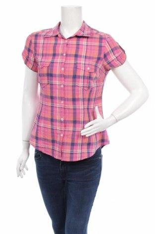 Дамска риза H&M L.o.g.g, Размер S, Цвят Многоцветен, 100% памук, Цена 4,62лв.