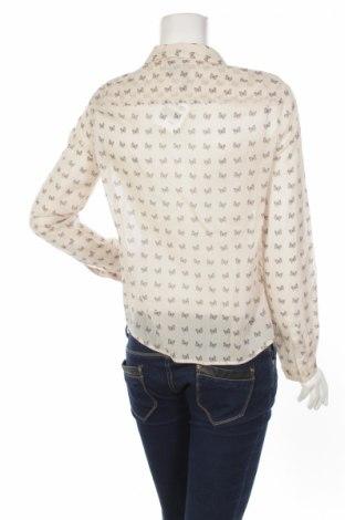 Γυναικείο πουκάμισο Mango, Μέγεθος XL, Χρώμα  Μπέζ, Τιμή 18,04€