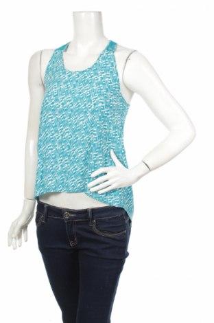 Γυναικείο αμάνικο μπλουζάκι Cherokee, Μέγεθος M, Χρώμα Μπλέ, Τιμή 4,64€